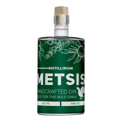 Ein Metsis Handcrafted London Dry Gin aus dem estnischen Hause Distillirium.