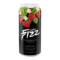 Fizz Cider Erdbeere | 0,5 l