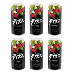Fizz Cider Erdbeere 6x | 3 l