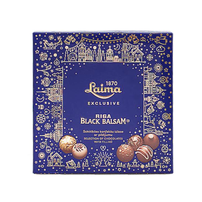Laima Exclusive Riga Black Balsam Winter Edition