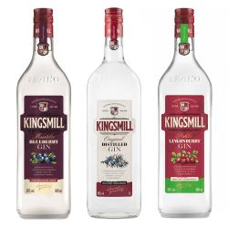 Liviko Kingsmill Gin Set | 1,5 l