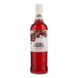 Liviko Liqueur Metsmaasikas Wald-Erdbeere Likör | 0,5 l