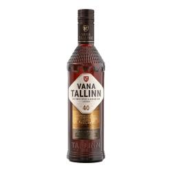 Liviko Vana Tallinn 40% | 0,5 l