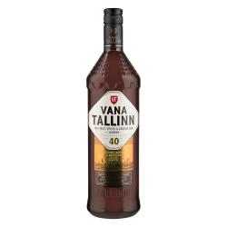 Liviko Vana Tallinn 40% 1l