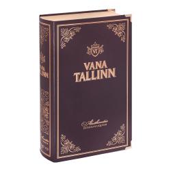 Liviko Vana Tallinn Geschenkbox Buch | 0,5 l
