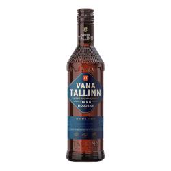 Liviko Vana Tallinn Dark Liquorice | 0,5 l