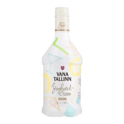 Liviko Vana Tallinn Yoghurt Cream Vanilla | 0,5 l