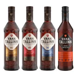 Liviko Vana Tallinn Wild Spices Set | 2 l