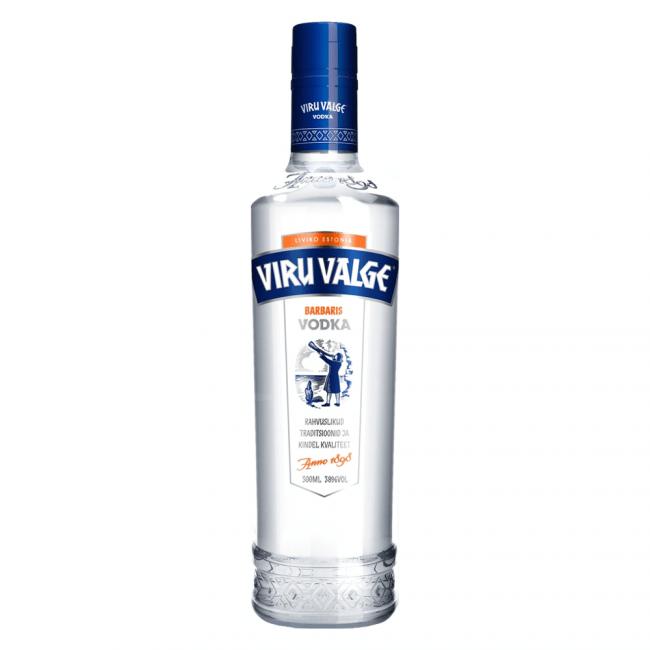 Liviko Viru Valge Vodka Barbaris
