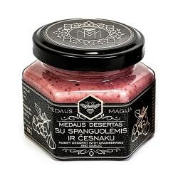 Medaus Magija Honig mit Cranberry Knoblauch | 120 g