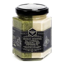 Medaus Magija Honig mit Zitrone, Ingwer & Minze | 230 g