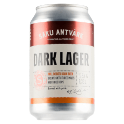 Saku Antvärk Dark Lager | 0,33 l