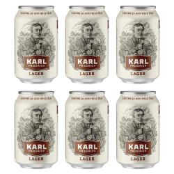 Saku Karl Friedrich Lager 6x | 1,98 l