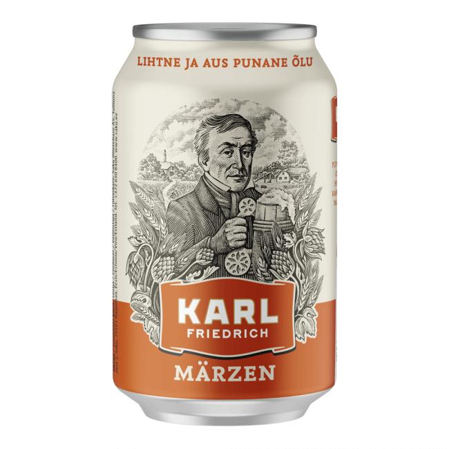 Saku Karl Friedrich Märzen 330ml