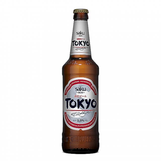 Saku Bier Tokyo 0,5l