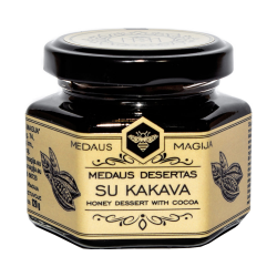 Medaus Magija Honig mit Kakao 120g